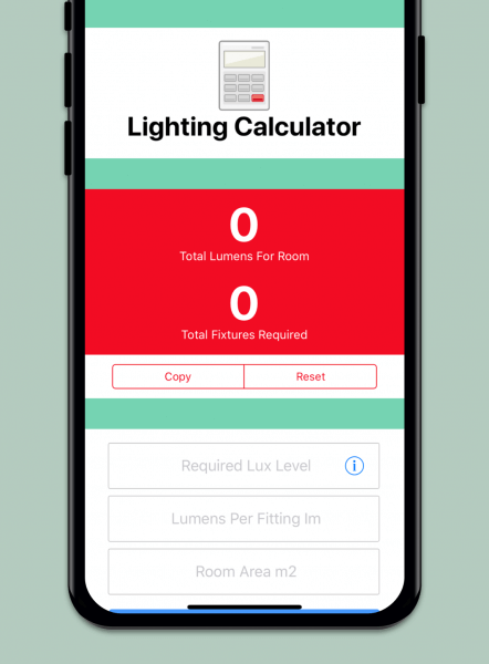 electrical lighting calculator