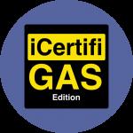 Gas rate calculator Apple Watch logo