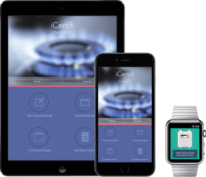 Gas certificates on iPhone, iPad, and Apple Watch