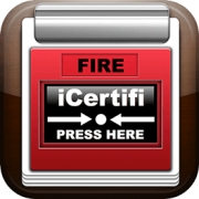 iCertifi Fire Edition Appstore logo