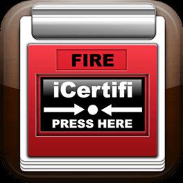 iCertifi Fire Edition Appstore logo