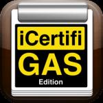 iCertifi Gas Edition Appstore logo