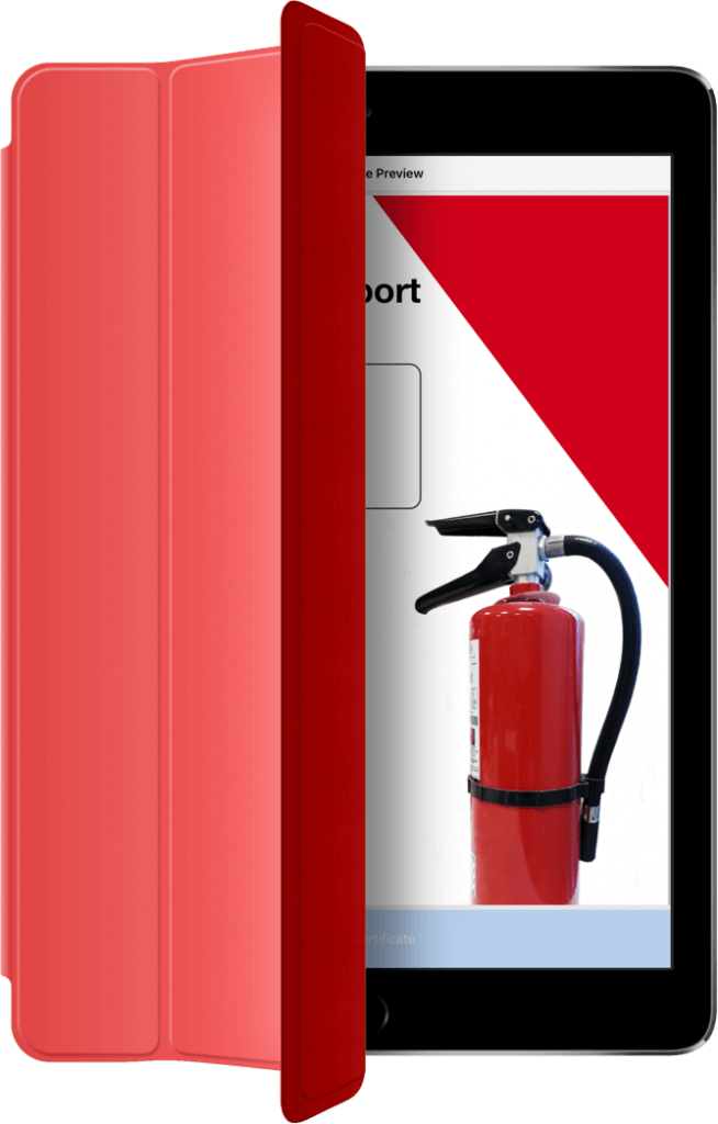 Firesafe iPad