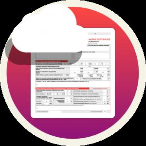 iCertifi Cloud App Logo