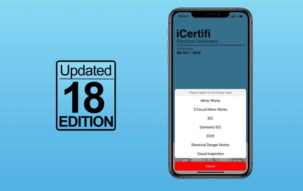 Electrical Certificates - Apps and Software - iCertifi